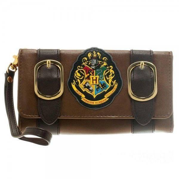 Harry Potter - Hogwarts Crest Ladies Wallet