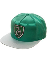 Harry Potter Snap Back Cap Slytherin Crest Satin