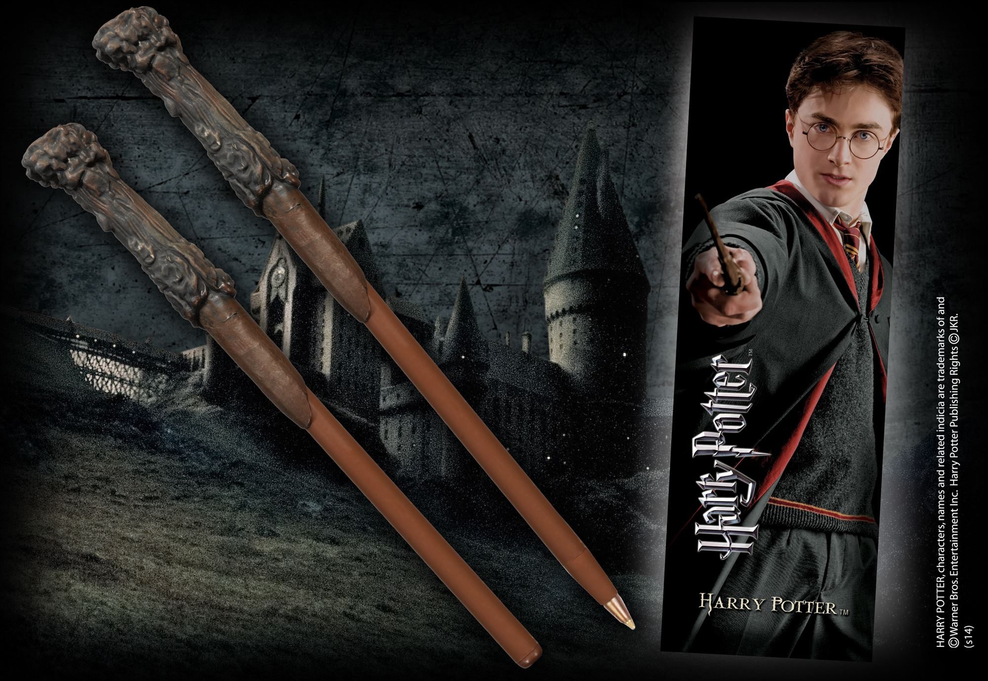 Harry Potter - Harry Pen & Bookmark