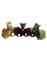 Game of Thrones - Dragon Plush Box Set SDCC 2017