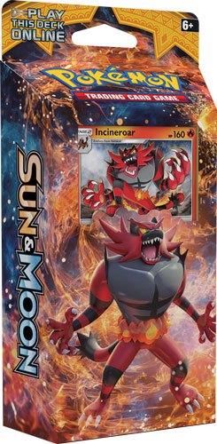 Pokemon - Sun and Moon 1 Theme Deck - Incineroar