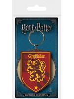 Harry Potter - Gryffindor Rubber Keychain 6 cm