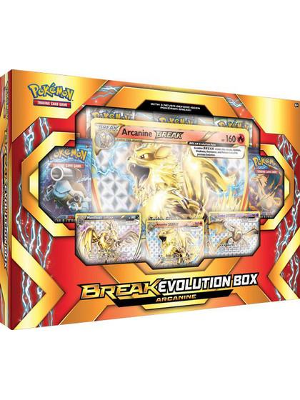 Pokemon - Break Evolution Box Arcanine