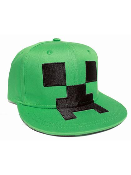 Minecraft - Creeper Baseball Cap