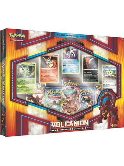 Pokemon - Mythical Pokémon Collection Volcanion