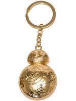 Star Wars - Golden BB-8 Metal Keychain