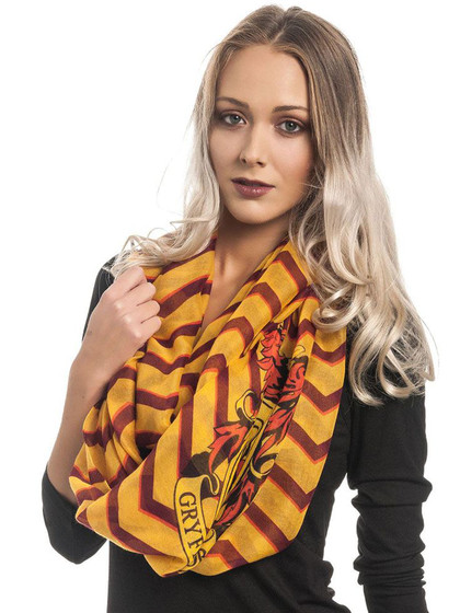 Harry Potter - Gryffindor Loop Scarf