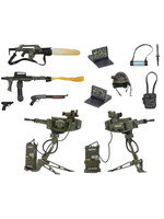 Aliens - USCM Arsenal Weapons Accessory Pack for Action Figures