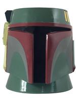 Star Wars - Boba Fett Plant Pot Coloured - 15 cm