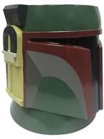 Star Wars - Boba Fett Plant Pot Coloured - 25 cm