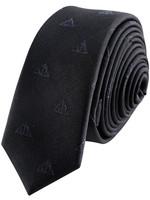 Harry Potter - Deatlhy Hallows Tie & Metal Pin