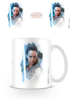 Star Wars Episode VIII - Rey Brushstroke Mug