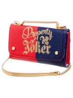 DC Comics - 2 in 1 Harley Quinn Handbag