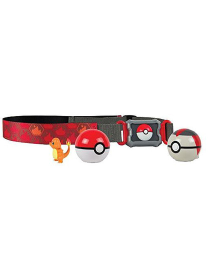 Pokemon - Charmander Clip´n´Carry Ball Belt
