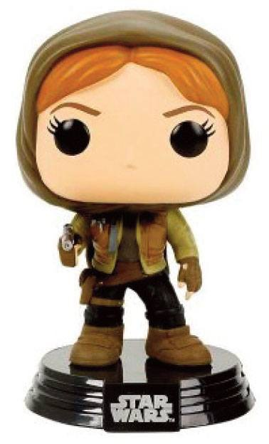 POP! Vinyl Star Wars - Jyn Erso Hooded