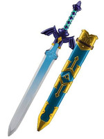 Legend of Zelda Skyward Sword - Link's Master Sword