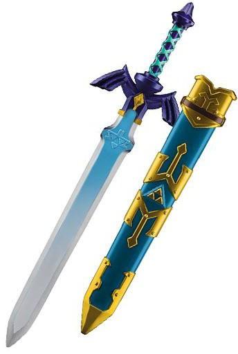 Legend of Zelda Skyward Sword - Link's Master Sword