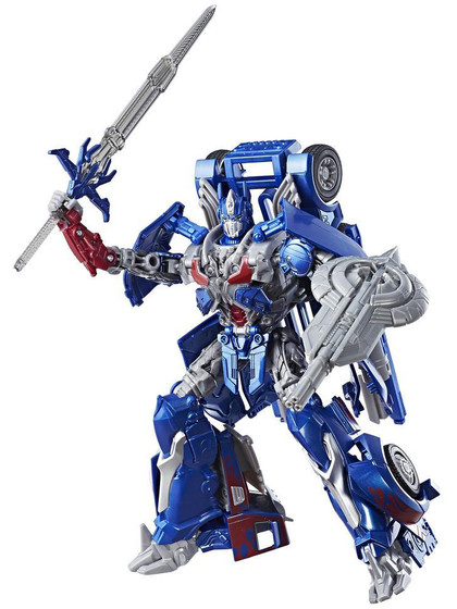 Transformers - Optimus Prime Premier Edition Leader Class
