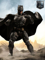 Justice League - Tactical Suit Batman - One:12