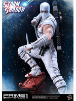G.I. Joe - Storm Shadow Statue - Prime1
