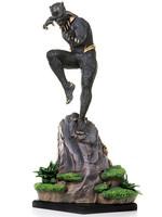Black Panther - Killmonger Battle Diorama Statue