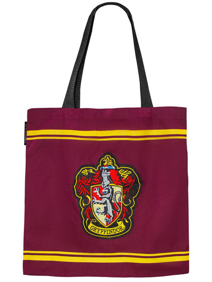 Harry Potter - Gryffindor Tote Bag Red