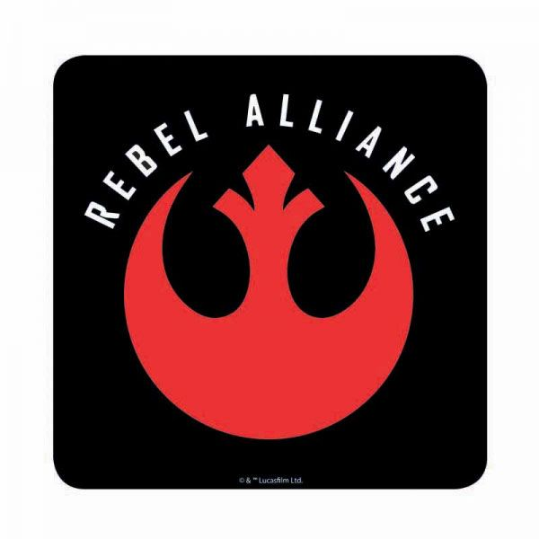 Star Wars - Rebel Alliance Coasters 6-pack