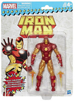 Marvel Legends Vintage - Iron Man