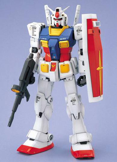 PG Gundam RX-78-2 - 1/60
