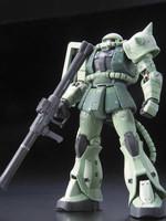 RG MS-06F Zaku II - 1/144