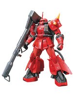 RG MS-06R-2 Johnny Ridden Custom Zaku II - 1/144