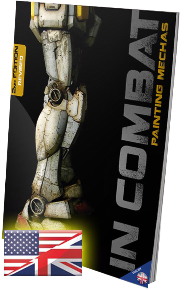 In Combat - Painting Mechas 2nd Edition