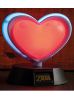 Legend of Zelda - Heart Container 3D Light