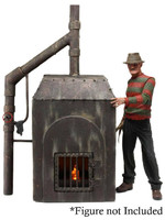 Nightmare on Elm Street - Freddy's Furnace Diorama