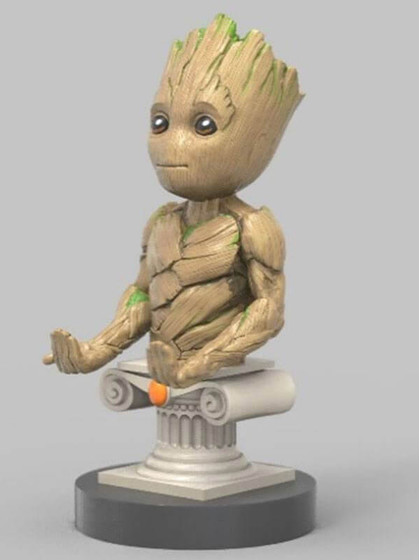 Avengers Infinity War - Groot Cable Guy