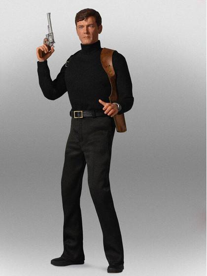 James Bond Live and Let Die - James Bond - 1/6