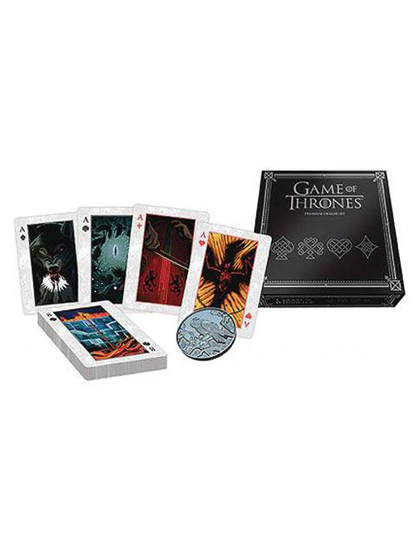 Game of Thrones - Premium Playing Cards