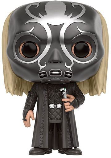 POP! Vinyl Harry Potter - Lucius Malfoy as Death Eater