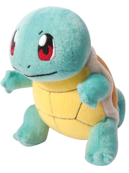 Pokemon - Squirtle Plush - 20 cm