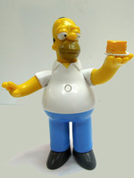 The Simpsons - Homer Talking Figure