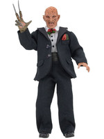 Nightmare on Elm Street - Tuxedo Freddy Retro Action Figure