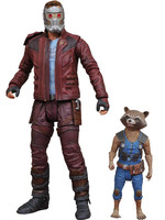 Marvel Select - Star-Lord & Rocket Raccoon