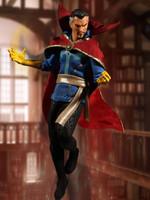 Marvel Universe - Doctor Strange - One:12