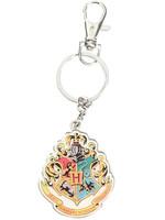 Harry Potter - Hogwarts Metal Keychain