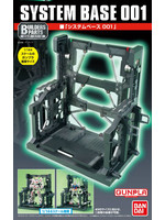 Gundam Builders Parts - System Base 001 - 1/144