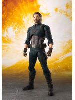 Avengers Infinity War - Captain America - S.H. Figuarts
