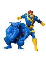 Marvel Universe - Cyclops & Beast (X-Men '92) - Artfx+