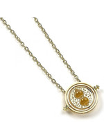 Harry Potter - Spinning Time Turner Pendant & Necklace (gold plated)