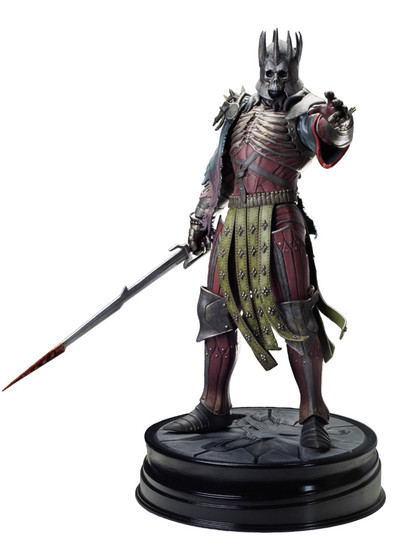 Witcher 3 - King of the Wild Hunt Eredin Statue - 20 cm