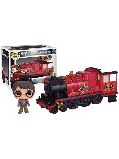 POP! Vinyl Rides - Hogwarts Express Engine & Harry Potter